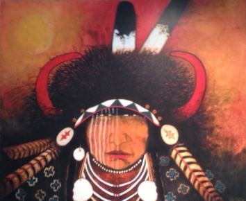 Red Cloud Indian Arts Gallery